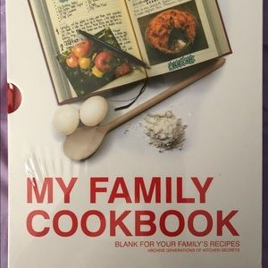 Other - 📖 Favorite Family Cookbook 🍪 Customized By You